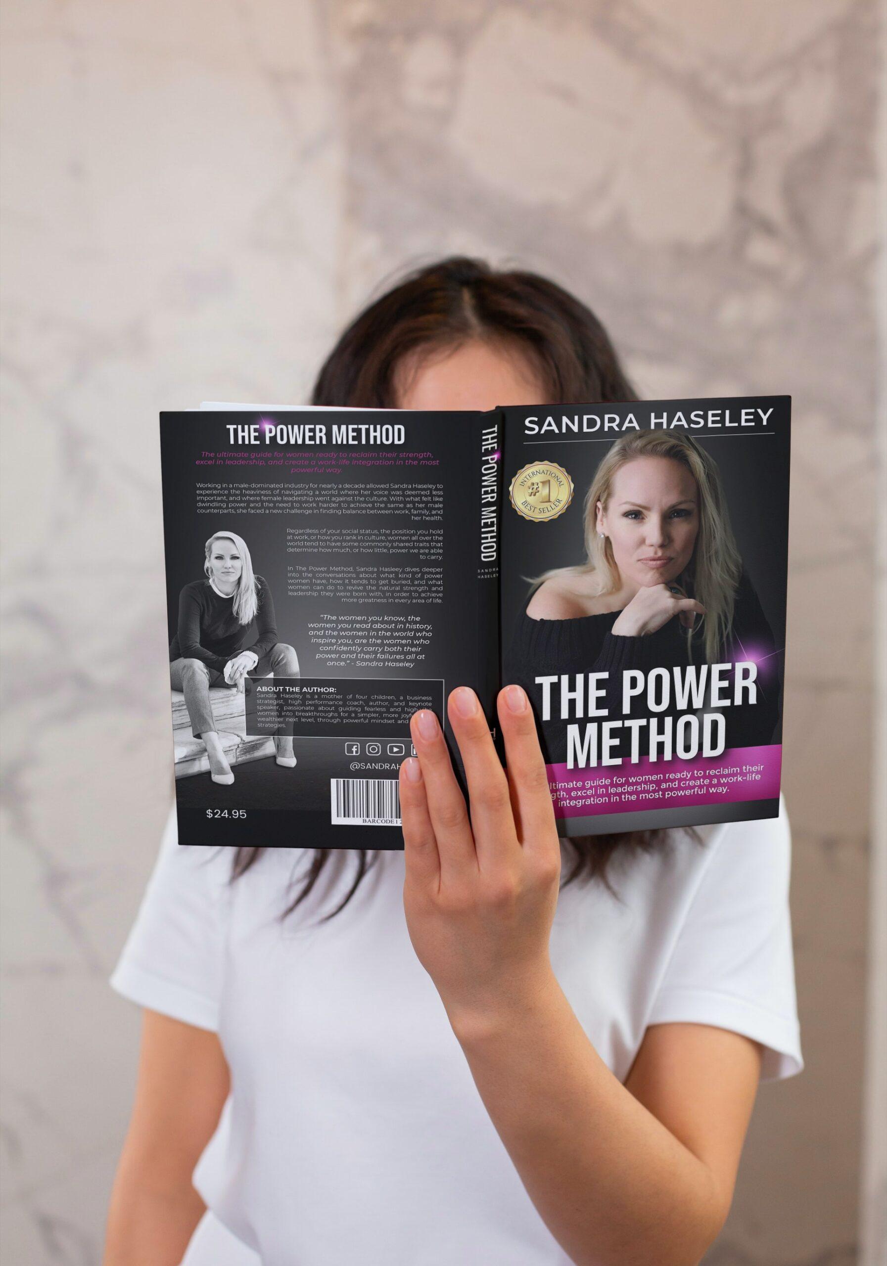 power method best selling book